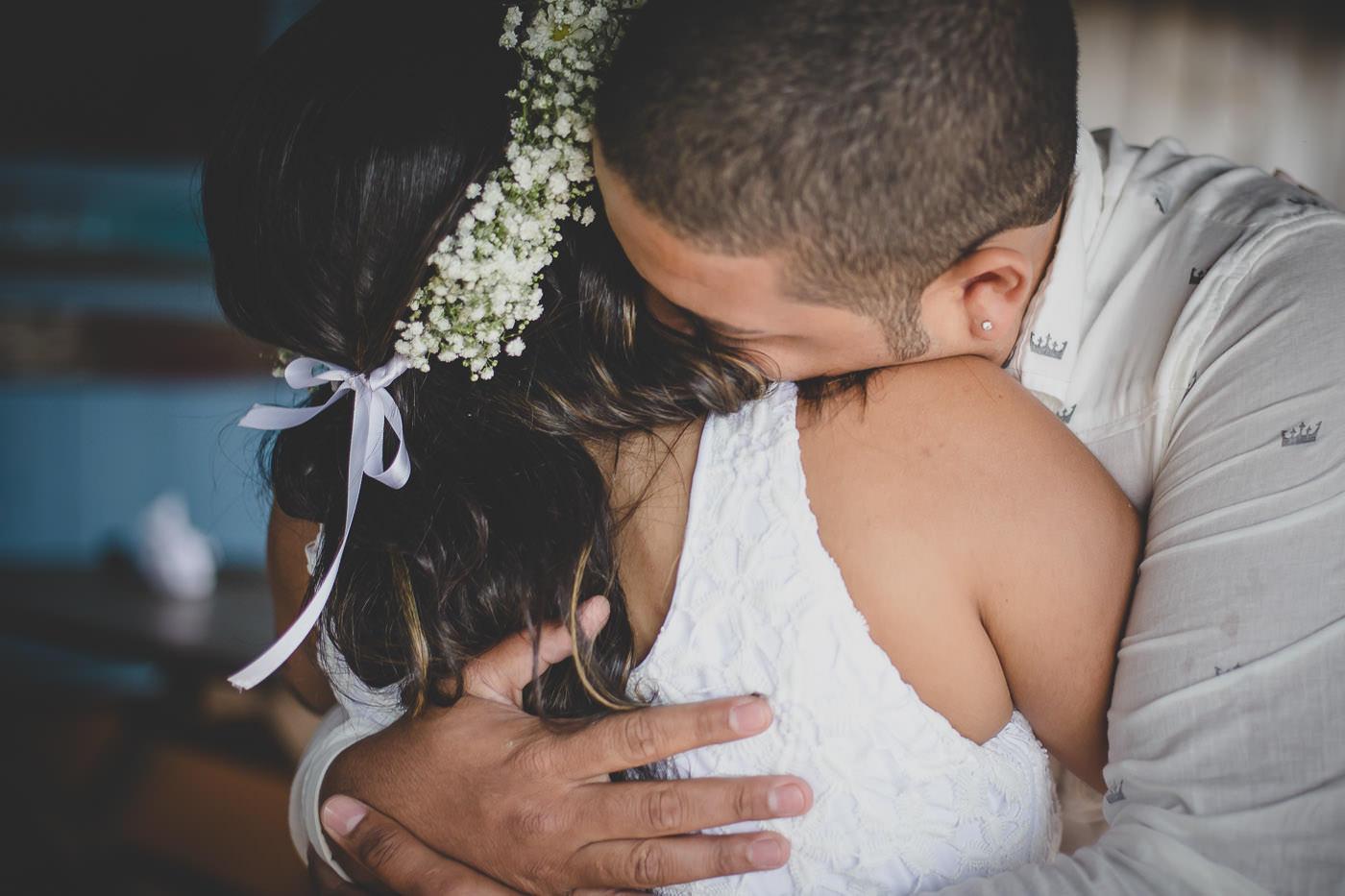 Elopement Praia do Rosa: Letícia + André Elopement  elopement praia do rosa casamento na praia do rosa Casamento a dois