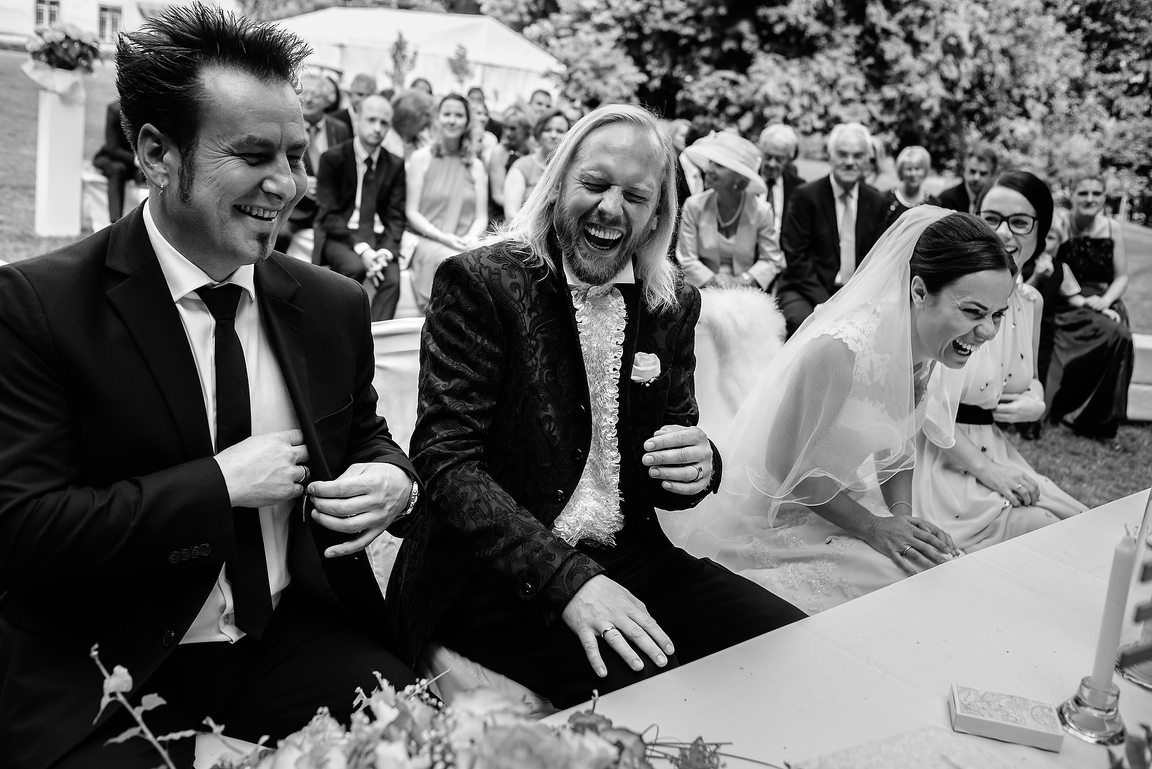 Casamento S + H